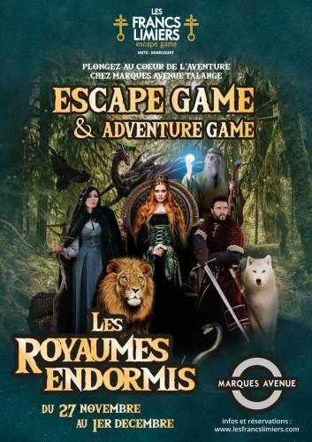 escape game marques avenue