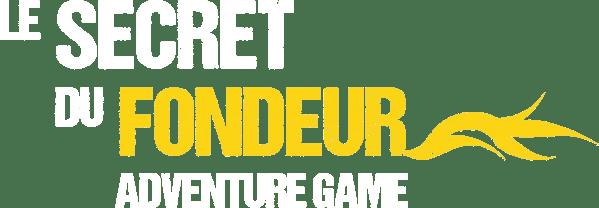 logo escape game adventure usine u4 uckange le secret du fondeur les francs limiers