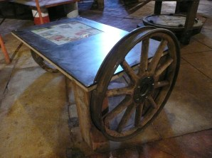 Table roue de Panhard