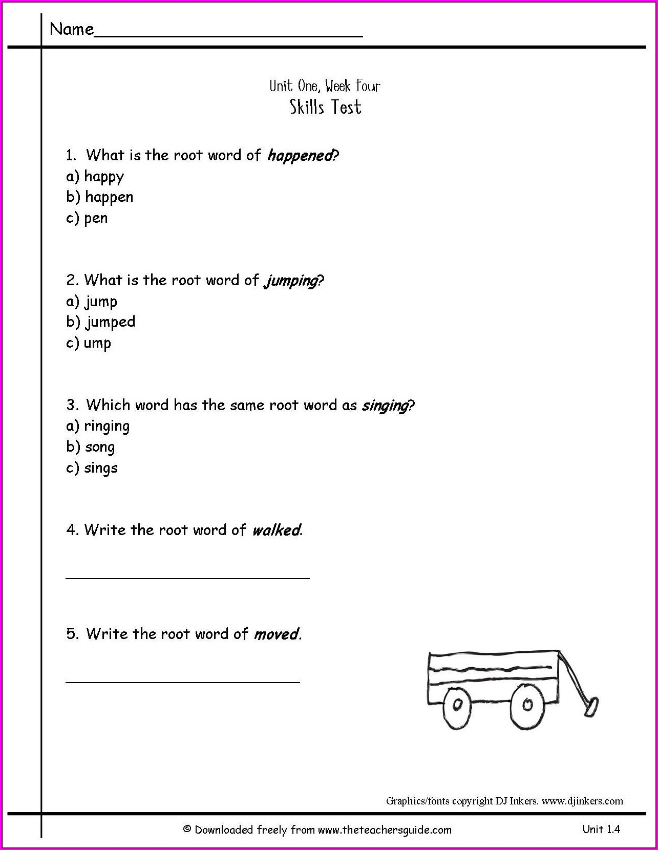 Preschool Sequence Handwriting Without Tears Letter Order
