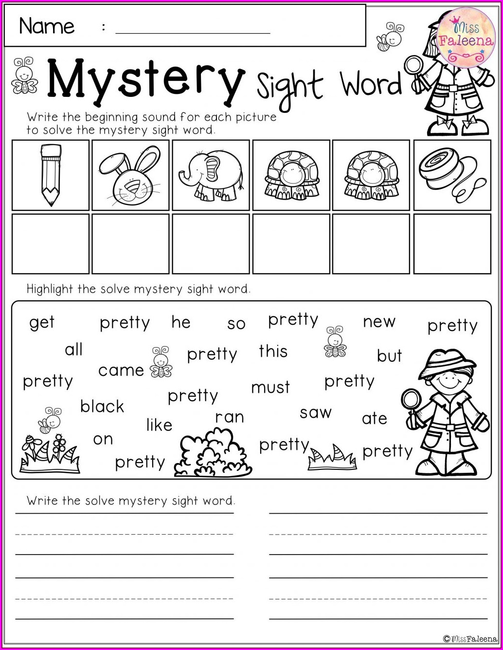 Transition Word Practice Worksheet Answers