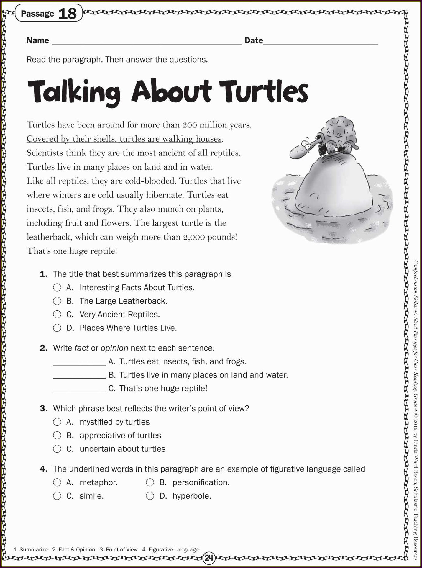 2nd Grade Free Science Worksheets