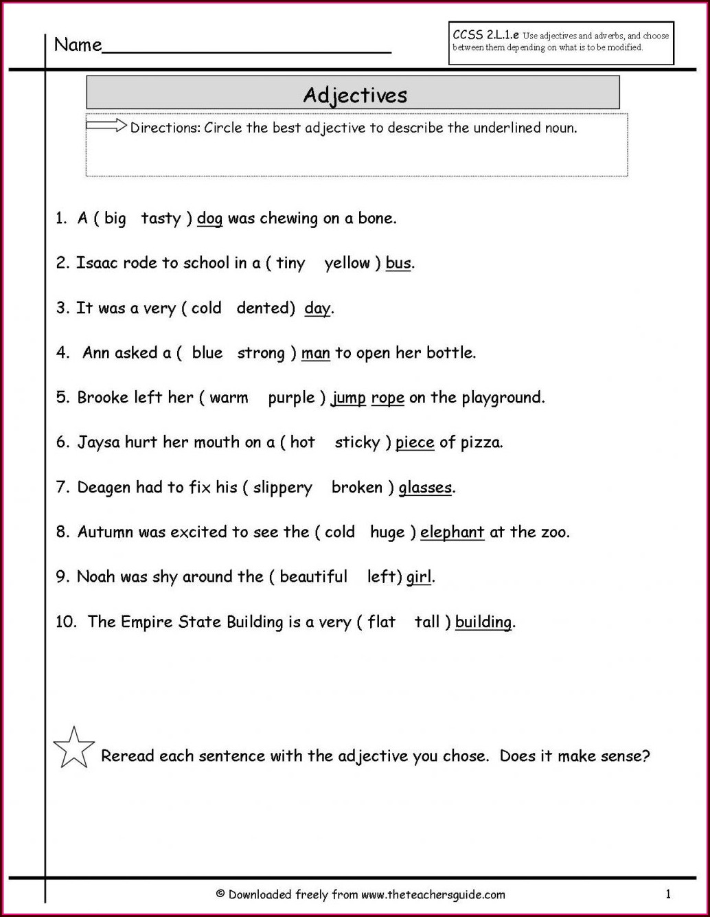 Subject Verb Agreement Worksheet Grade 8