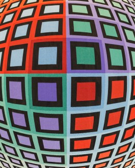{France} – Fondation Vasarely, Aix en Provence 🎨
