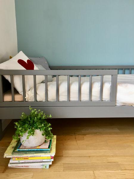 comment passer bebe dans un grand lit