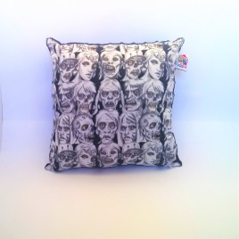 Coussin zombies