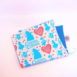 Serviette Disney Alice