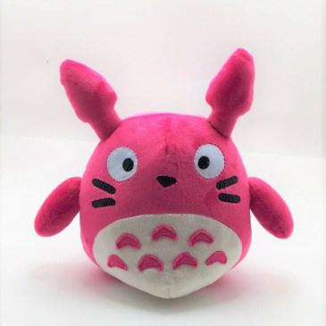 Peluche Totoro rose