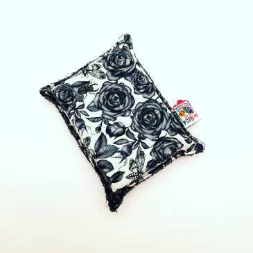 Eponge roses noires