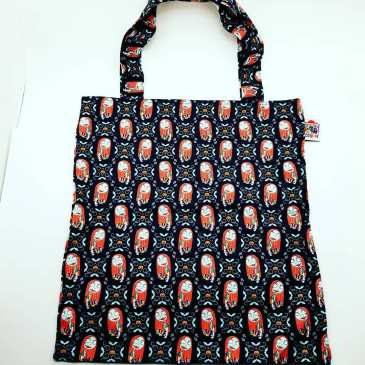 Tote bag Sally Mr Jack