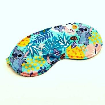 Masque de voyage Stitch tropical Disney