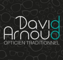 Logo David Arnoud Opticien // Les Hameçons Cibles