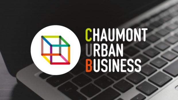 Logo / Chaumont Urban Business / Les Hameçons Cibles