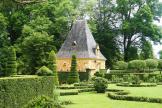 jardin français eyrignac