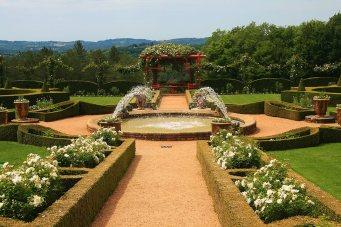 rosier jardin eyrignac