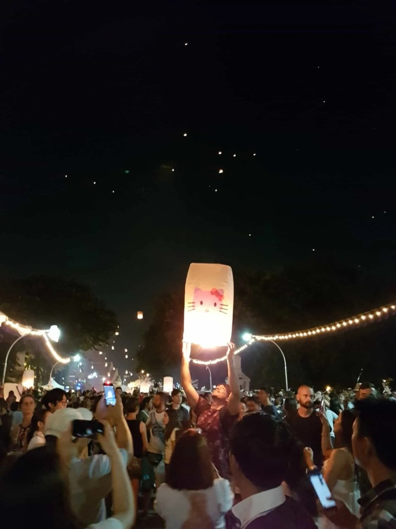 Thaïlande, la féérie du festival des lanternes 🏮 9