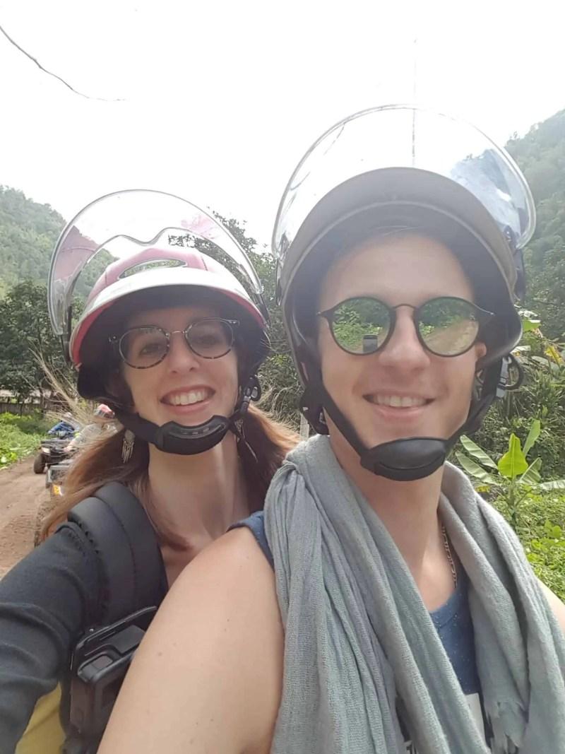 Thaïlande, tour en quad et rencontre imprévue avec les éléphants 🐘 2