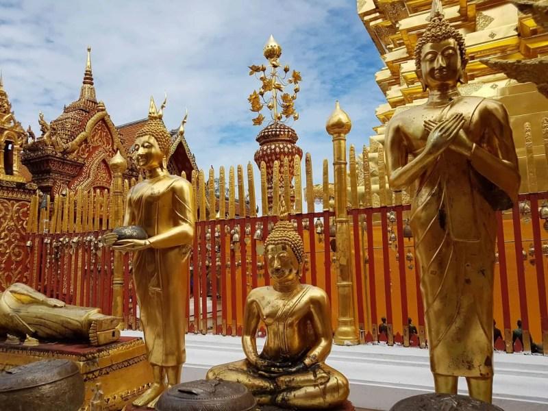 Thaïlande, découverte du magnifique temple de Doi Suthep 🛕 6