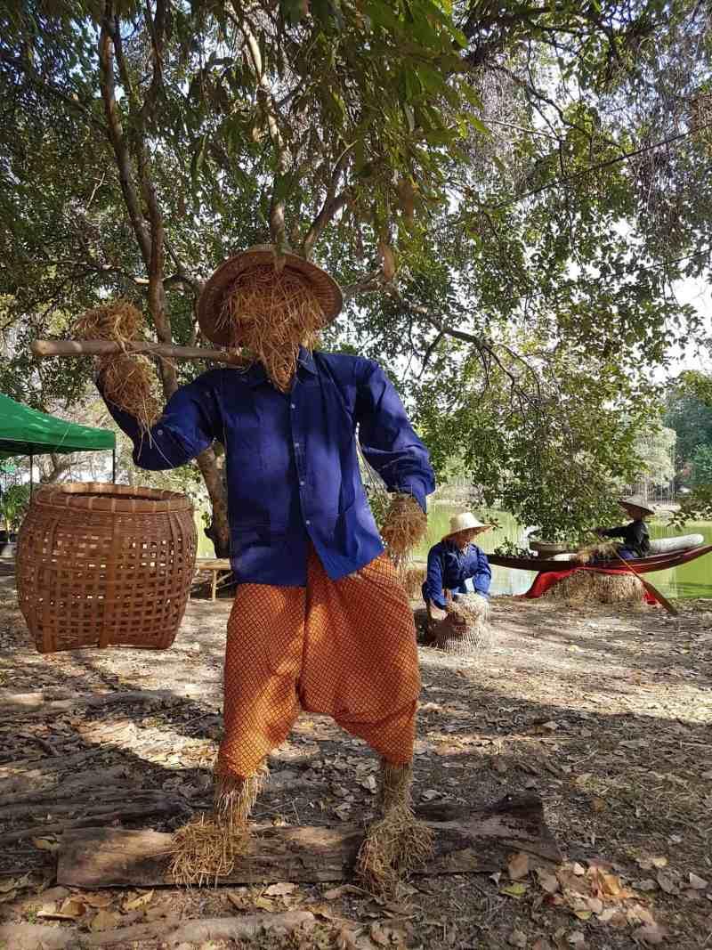 Thaïlande, visite d'Ayutthaya et de ses temples 🌞 22
