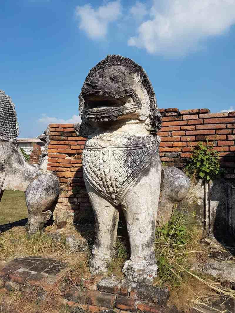 Thaïlande, visite d'Ayutthaya et de ses temples 🌞 16