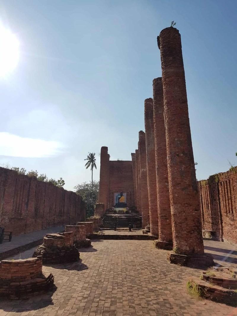 Thaïlande, visite d'Ayutthaya et de ses temples 🌞 17