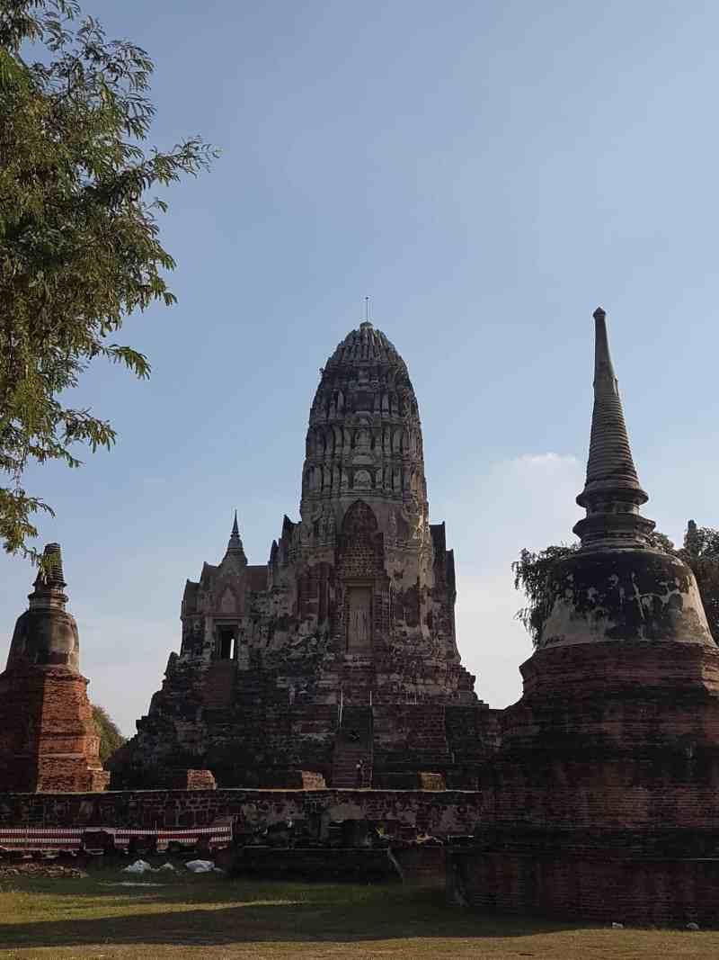 Thaïlande, visite d'Ayutthaya et de ses temples 🌞 8