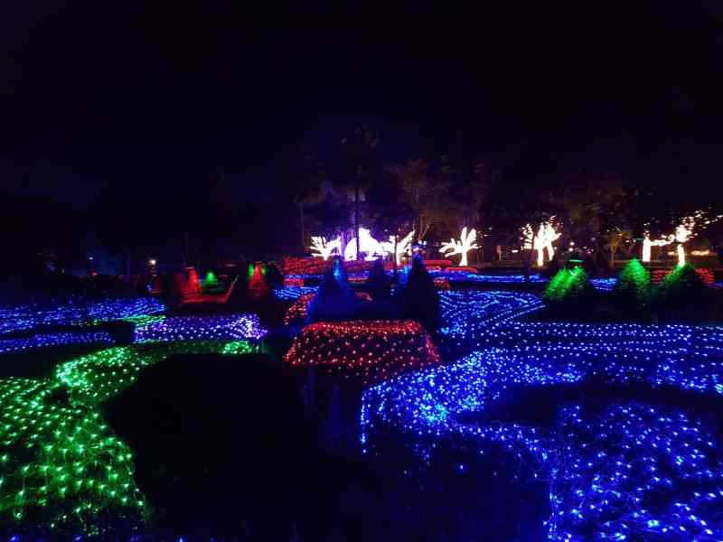 Thaïlande, ambiance de Noël au Dasada Café 🦌 15