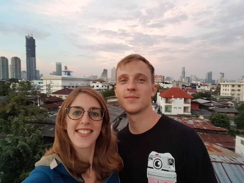 Thaïlande, arrivée à Bangkok 🏙 7
