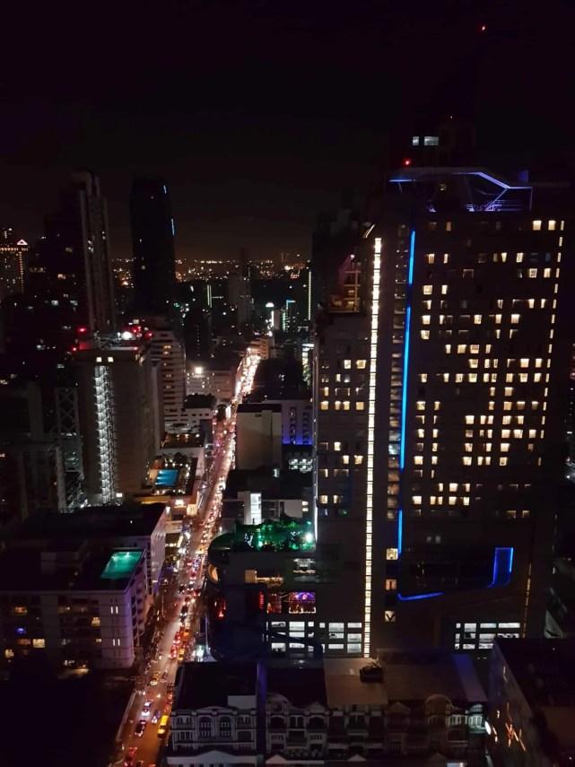 Thaïlande, nouvel an 2018 sur un rooftop à Bangkok🍾🌟 6