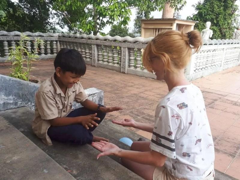 Cambodge, Kep et sa ferme aux papillons 🦋 18