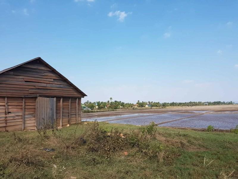 Cambodge, marais salants et hôtel de folie à Kampot 🤩 3