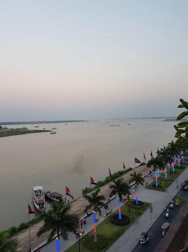 Cambodge, premiers pas à Phnom Penh 👟 5