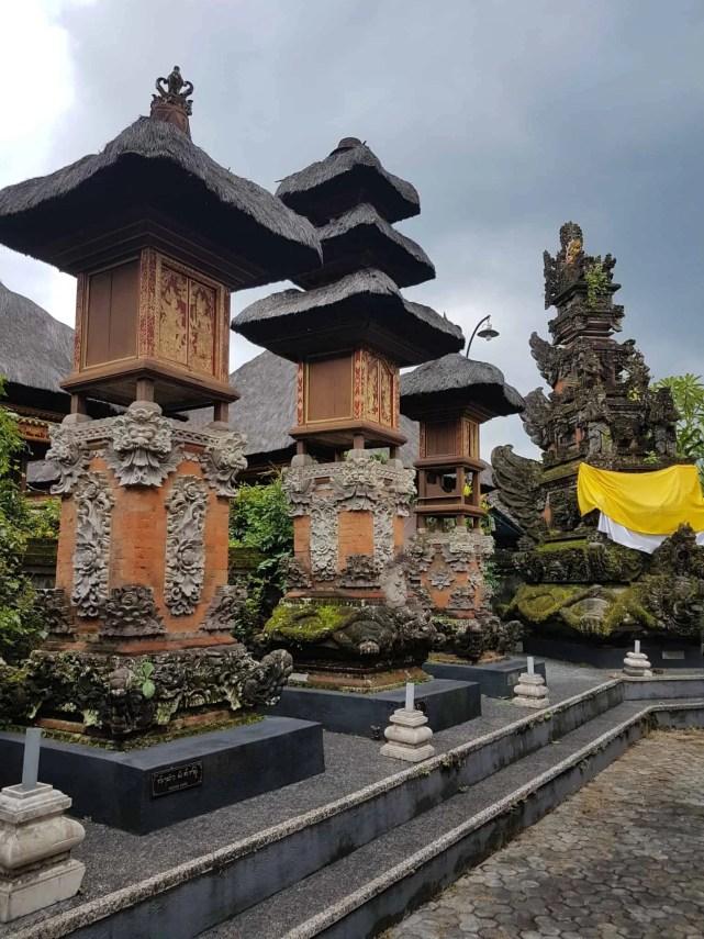 Bali, les rizières de Tegallalang et le temple Pura Tirta Empul🌱 13