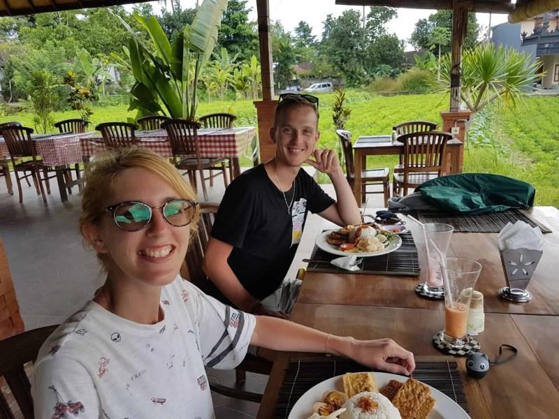 Bali, le joli et atypique temple Goa Gajah 🛕 11