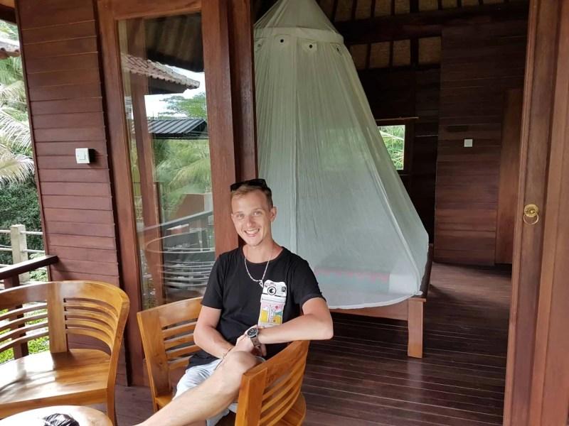 Bali, le joli et atypique temple Goa Gajah 🛕 15