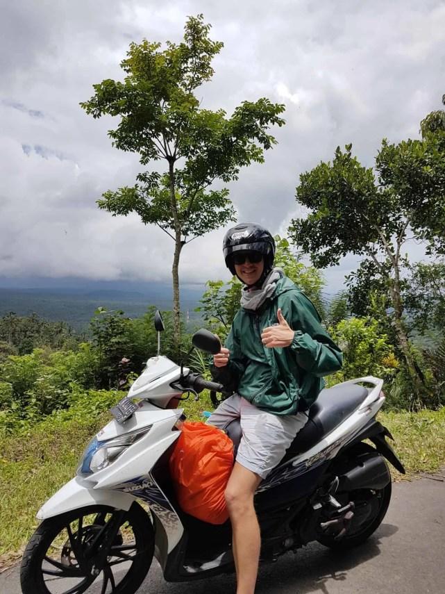 Bali, l'incroyable vue du temple Pura Lempuyang Luhur 🌋 1