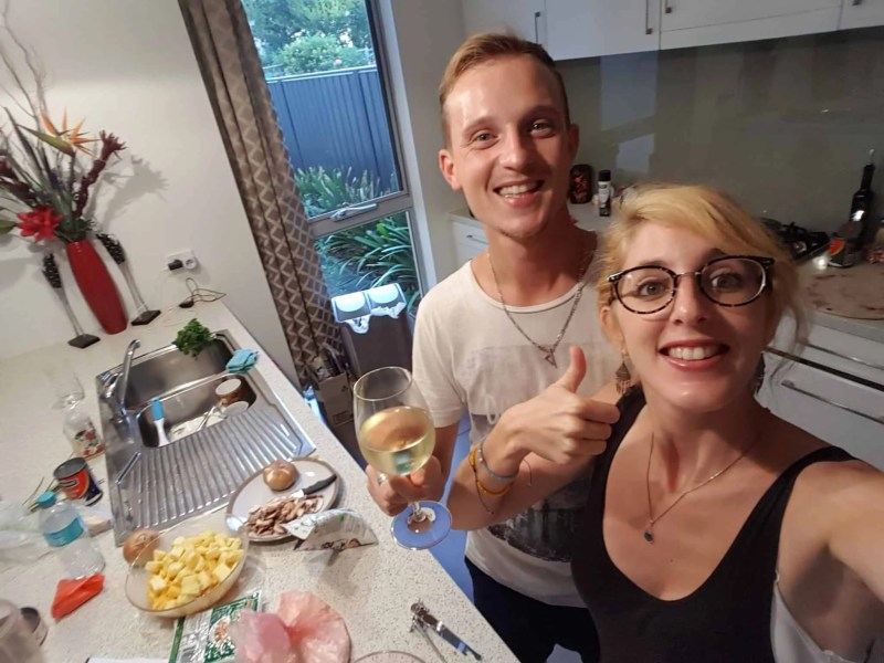 Australie, premiers pas dans Adélaïde 👟 18