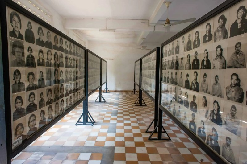 Cambodge, histoire du génocide et visite de la prison S21 😥 11