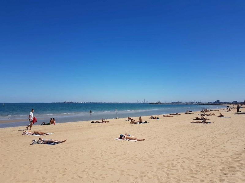 """Australie, la plage de St Kilda ou la """"traversée du désert"""" 👳 10"""
