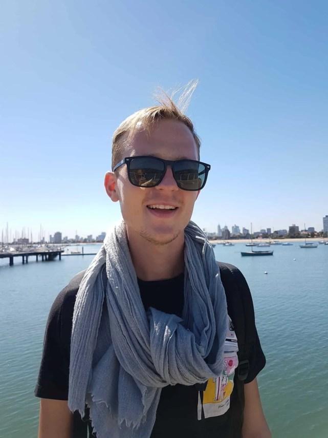 """Australie, la plage de St Kilda ou la """"traversée du désert"""" 👳 16"""