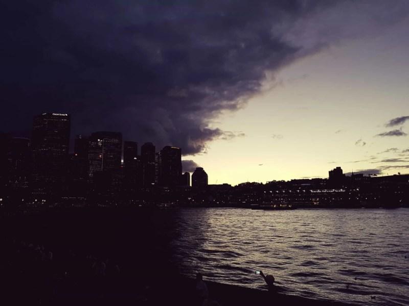 Australie, premier jour de découverte de Sydney 😊 26