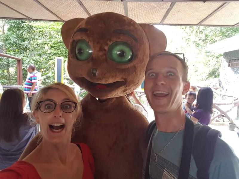Philippines, visite du sanctuaire des tarsiers 🐒 6