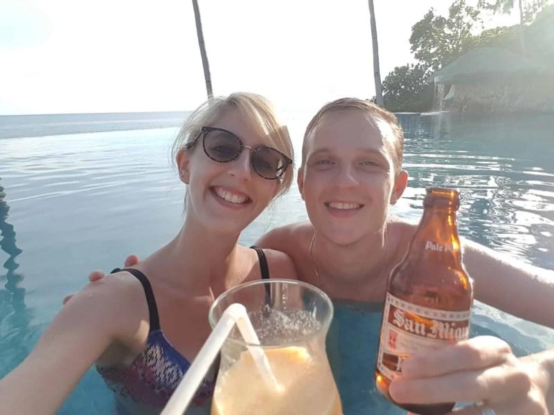 Philippines, Jeff se fait offrir une nuit dans un hôtel **** 😁 12