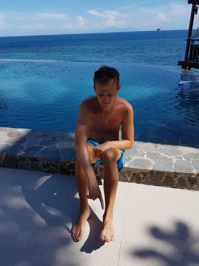 Philippines, Jeff se fait offrir une nuit dans un hôtel **** 😁 17