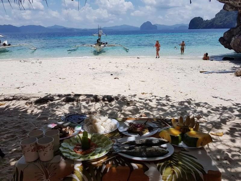 Philippines, tour en bateau dans les îles d'El Nido 🌴 25