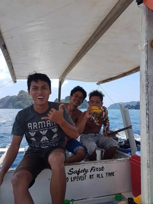 Philippines, tour en bateau dans les îles d'El Nido 🌴 6