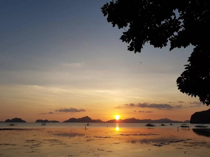 Philippines, tour en bateau dans les îles d'El Nido 🌴 35