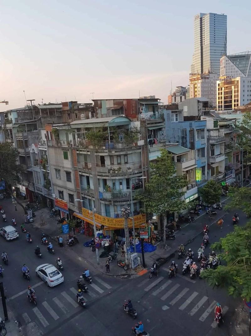 Vietnam, premiers pas dans la ville d'Hô Chi Minh 👟 7
