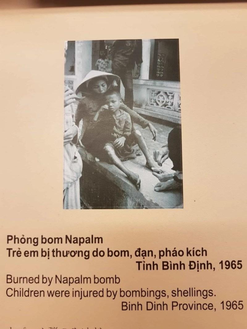 Vietnam, on visite le Musée des Vestiges de Guerre pour comprendre l'histoire du pays 📖 11