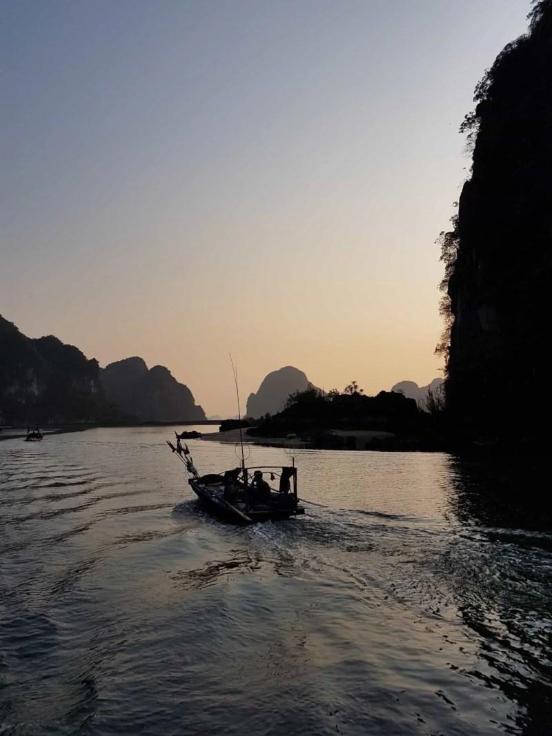 Vietnam, tour en bateau privé dans la baie d'Halong ⛵ 29